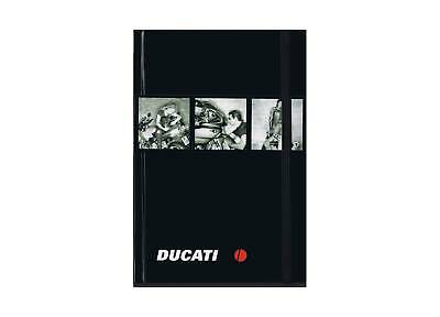 DUCATI Address Book with Register book Notebook black new