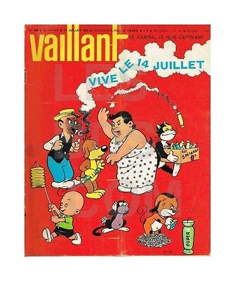 Vaillant   N°    948   1963   Cheret ...  Be/be+