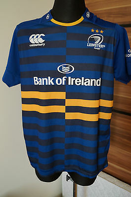 Leinster Canterbury Home Rugby Shirt  (XL) jersey maglia maillot camiseta