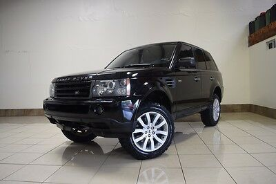 2007 Land Rover Range Rover Sport Supercharged Sport Utility 4-Door UNIQUE AND HARD TO FIND LAND ROVER RANGE ROVER SPORT SUPERCHARGED LIFTED 4X4