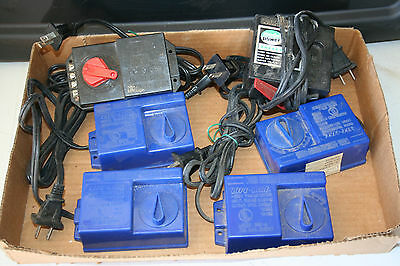4 - Life Like Trains Transformer Control Unit Model 390-J All Work See Picture
