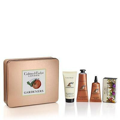 Crabtree & Evelyn Hand Care Tin Gift Set - Gardeners