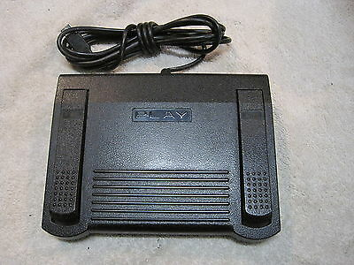 Infinity IN-USB-1 INUSB1 PC Computer Transcription Foot Pedal In Box