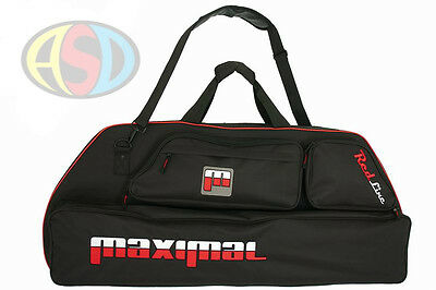 Maximal Redline Archery Compound Bow Case Heavy Duty Semi Rigid
