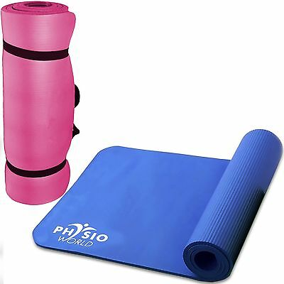 Physio World Thick Exercise Mat