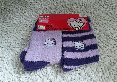 Hello Kitty Fluffy Slipper Socks Christmas Gift