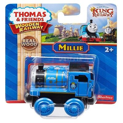 Fisher Price Thomas & Friends Wooden Railway Millie King Of The Railway