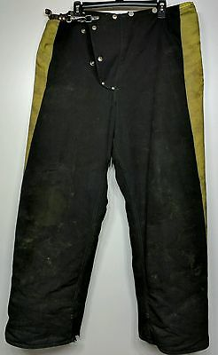 Janesville Firefighter Bunker Turnout Pants Liner 38x32 Prepper Fire Safety PPE
