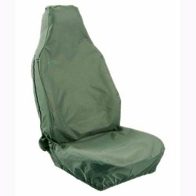 Town and Country 3D Seat Cover in Green 3DFGRN  Front Single