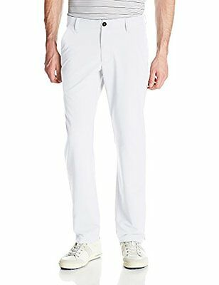 Under Armour Match Play Pant (White/True Gray Heather)