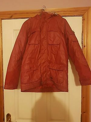 Jasper Conran Winter Coat with hood. Size 11-12 years. Good condition.