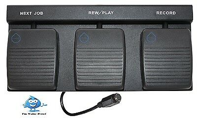 DAC FP-5000-W Water-Proof Hands-Free Olympus Foot Control (#294)