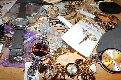 New Job Lot Of Fashion / Costume Jewellery For Resell Gift Bags, Gift Fairs