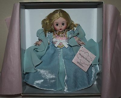 Madame Alexander Sleeping Beauty 2009 8 inch Articulated doll with box EUC
