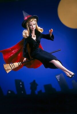 Barbie Bewitched Witch Samantha 2001 Limited Edition - Mattel - nuova!