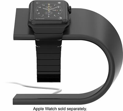 Nomad - Charging Stand for Apple Watch - Space Gray
