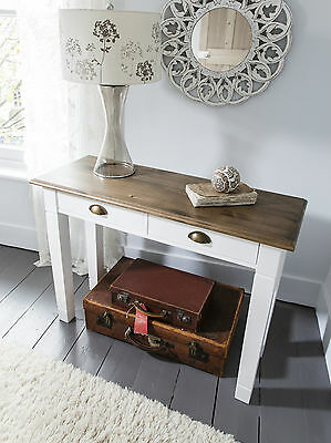 Console Table Canterbury In Choice of Colours Telephone Table, Hallway