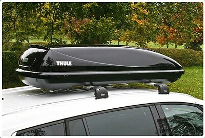 Extra Large Roof Box - Thule 450litre Capacity Brand New In Box With Locks