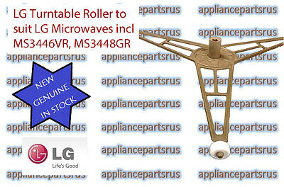 LG Microwave Turntable Roller - Part 5889W1A003B - NEW - GENUINE - IN STOCK