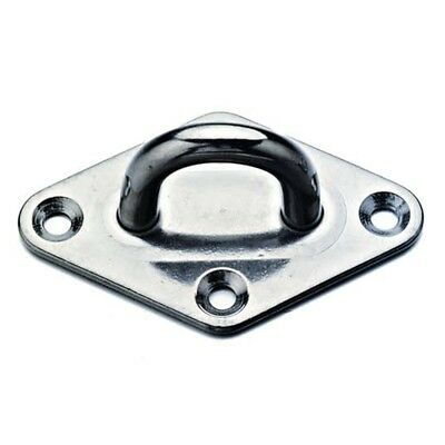 316 Stainless Steel Boat Deck Base Marine Yacht 80mm