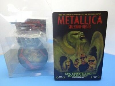 METALLICA Some Kind of Monster LTD 10000SET DVD-BOX JAPAN James Hetfield