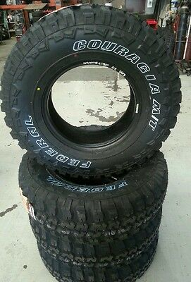 285/75R16 Federal Couragia MT 4X4 Tyres