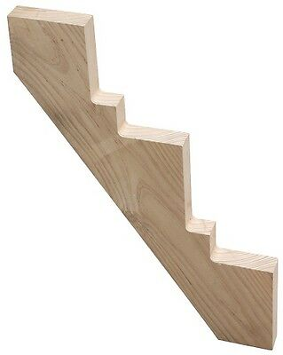 Centre Brace 5 Step Treated Pine Timber For Ezistep Kits DIY Support