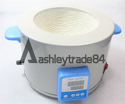 2000ml Heating Mantle Thermostatic with Digital Display 380℃  2 L  110V or 220V