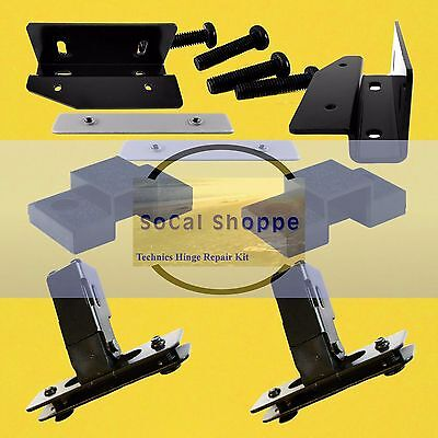 Technics Hinge Kit SFATM02N01 SL1200/SL1210 Dust Cover Hinge Upgrade Kit