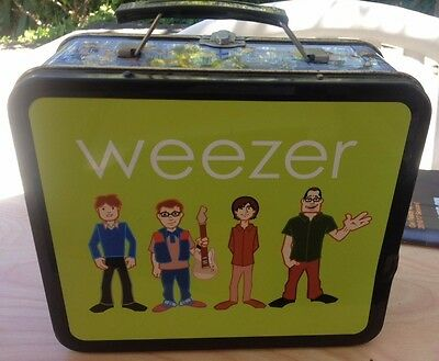 WEEZER the Lunch BOX