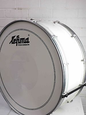 Lefima Bass Drum - 28 x 14inch Ultra Light with Gloss Finish in leather case