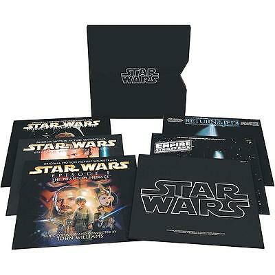 STAR WARS The Ultimate Soundtrack Collection 11-lp vinyl BOX SET 180g NEW&SEALED