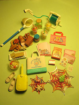 Re-Ment Mixed Kawaii Kitchen European Food Christmas Purse Lot NEW ADDED PIECES