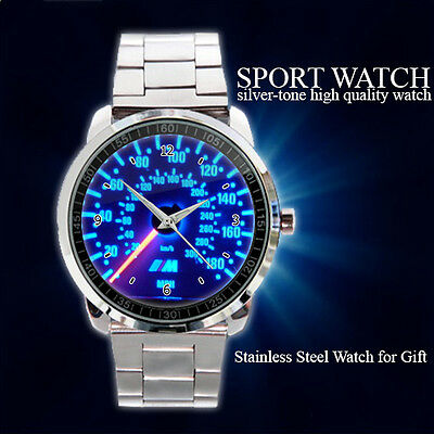BMW E46 SMD LED speedometer Sport Metal Watch
