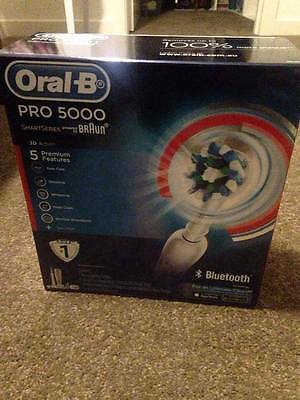 Oral B Pro 5000 Smart Series Electric Toothbrush