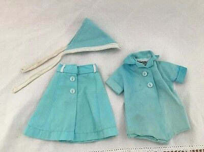 Vintage Ideal Tammy Doll Outfit TEE TIME