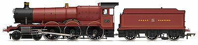 Hornby Railroad - R3169 Gwr 4900 Hall Class Locomotive Olton Hall '00' Scale