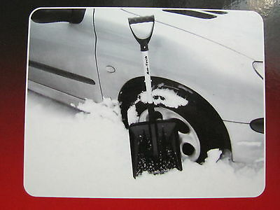 Snow Shovel Spade Home Car Collapsible Lightweight Portable Emergency Travel