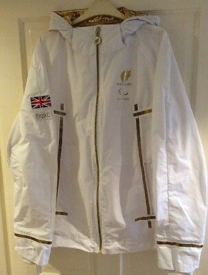 Team GB Olympic Paralympic Team 2012 London Ceremony Outfit Complete Very Rare!