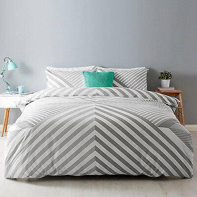 NEW Metric Quilt Cover Set