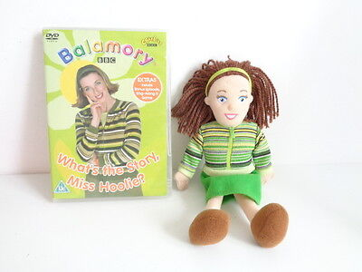 "Balamory - Musical 9"" Miss Hoolie Soft Toy + Miss Hoolie Dvd"