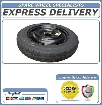 "DACIA SANDERO SPACE SAVER SPARE WHEEL 15""       Ref:001"