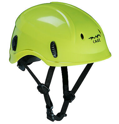 Climax - Professional Working at Height Safety Helmet - Yellow - EN12492
