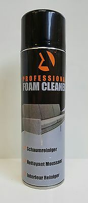Professional Foam Cleaner For Interior Fabrics,leather And Plastics, Car Or Home