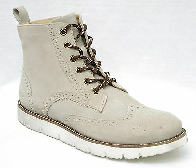 eba12761dae4c KICKERS TRICKEND chaussures boots cuir nubuck beige homme 518251 - 11
