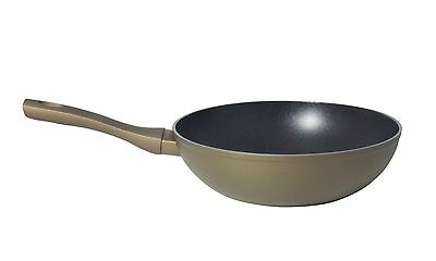 Jomafe Jupiter 28cm Wok/Stir Fry Pan Forged  Non Stick  Induction For All Hobs