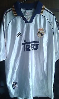 Real Madrid XL  Football Shirt camiseta futbol