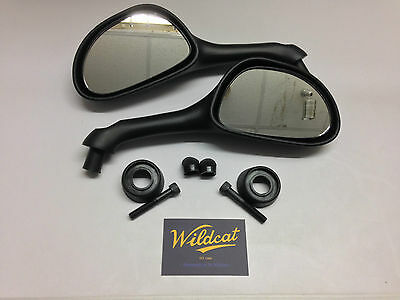 Gilera Runner Piaggio Nrg Pair Of Mirrors Complete Left And Right