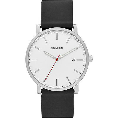 Skagen Hagen Watch with Silicone Strap 6 Colors Watche NEW