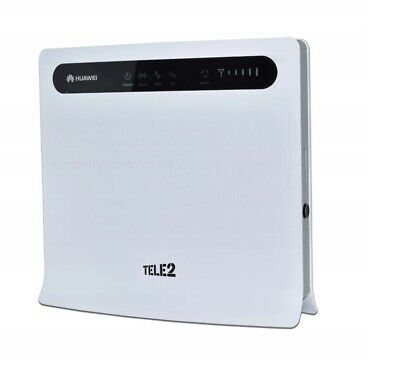 HUAWEI B593s-22 (s-12) FACTORY UNLOCKED 4G LTE Router , 150 Mbps